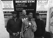 ABA boxing club, Brixton, London