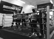 Womens boxing class Brixton, South London
