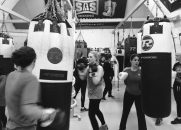Womens boxing classes south london